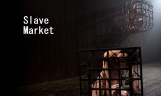 Slave Market - 0.39 18+ Adult game cover