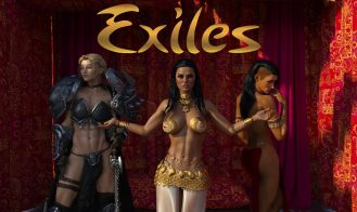 Exiles - Ch. 3 v0.4.1 18+ Adult game cover