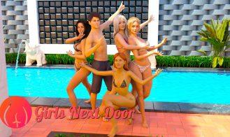 Girls Next Door - 4 18+ Adult game cover