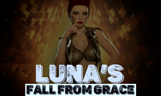 Luna's Fall from Grace - 0.14 Public 18+ Adult game cover