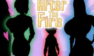 After the Fire - Build 3.2 18+ Adult game cover