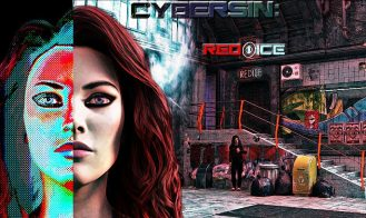 CyberSin: Red Ice - 0.04a 18+ Adult game cover