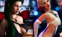 Hanna Futile Resistance - Episode 2 18+ Adult game cover