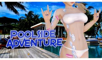 Poolside Adventure Remake - 0.9 18+ Adult game cover