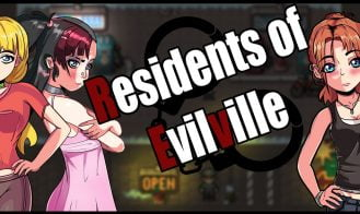 Residents of Evilville - 0.86 18+ Adult game cover