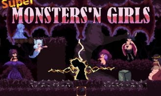 Super Monsters 'n Girls - 1.2.2 18+ Adult game cover