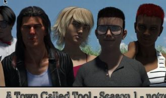 A Town Called Tool - Ch. 4 18+ Adult game cover