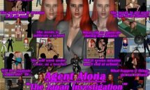 Agent Alona The Japan Investigation - 1.02 18+ Adult game cover