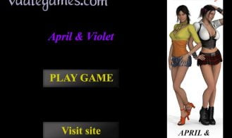 April And Violet - 1.1 18+ Adult game cover