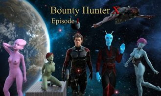 Bounty Hunter X - Ep. 1 18+ Adult game cover