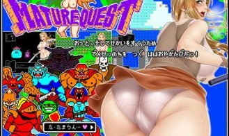 Mature Quest - v1.1 Final 18+ Adult game cover