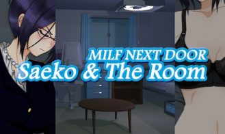 Milf Next Door: Saeko And The Room - Final 18+ Adult game cover
