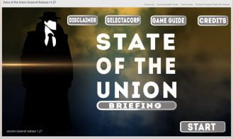 State Of The Union - 1.27 18+ Adult game cover
