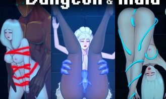 Dungeon And Maid - Sep/26/2015 18+ Adult game cover