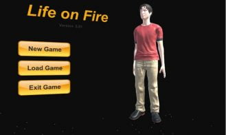 Life on Fire - 0.01 18+ Adult game cover
