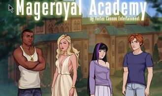 Mageroyal Academy - 0.11 18+ Adult game cover
