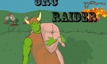 Orc Raider - 0.9 18+ Adult game cover