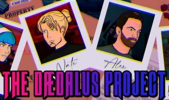 THE DÆDALUS PROJECT - Chapter 3 Public 18+ Adult game cover