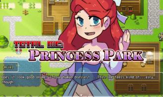 Total NC: Princess Park - 1.0 18+ Adult game cover