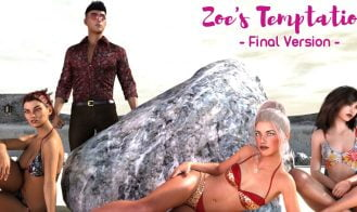 Zoe's Temptations - 1.0 Final 18+ Adult game cover