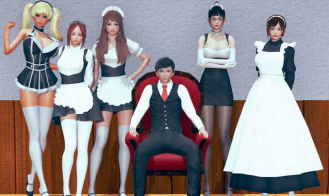 Maids And Masters - 0.3 18+ Adult game cover